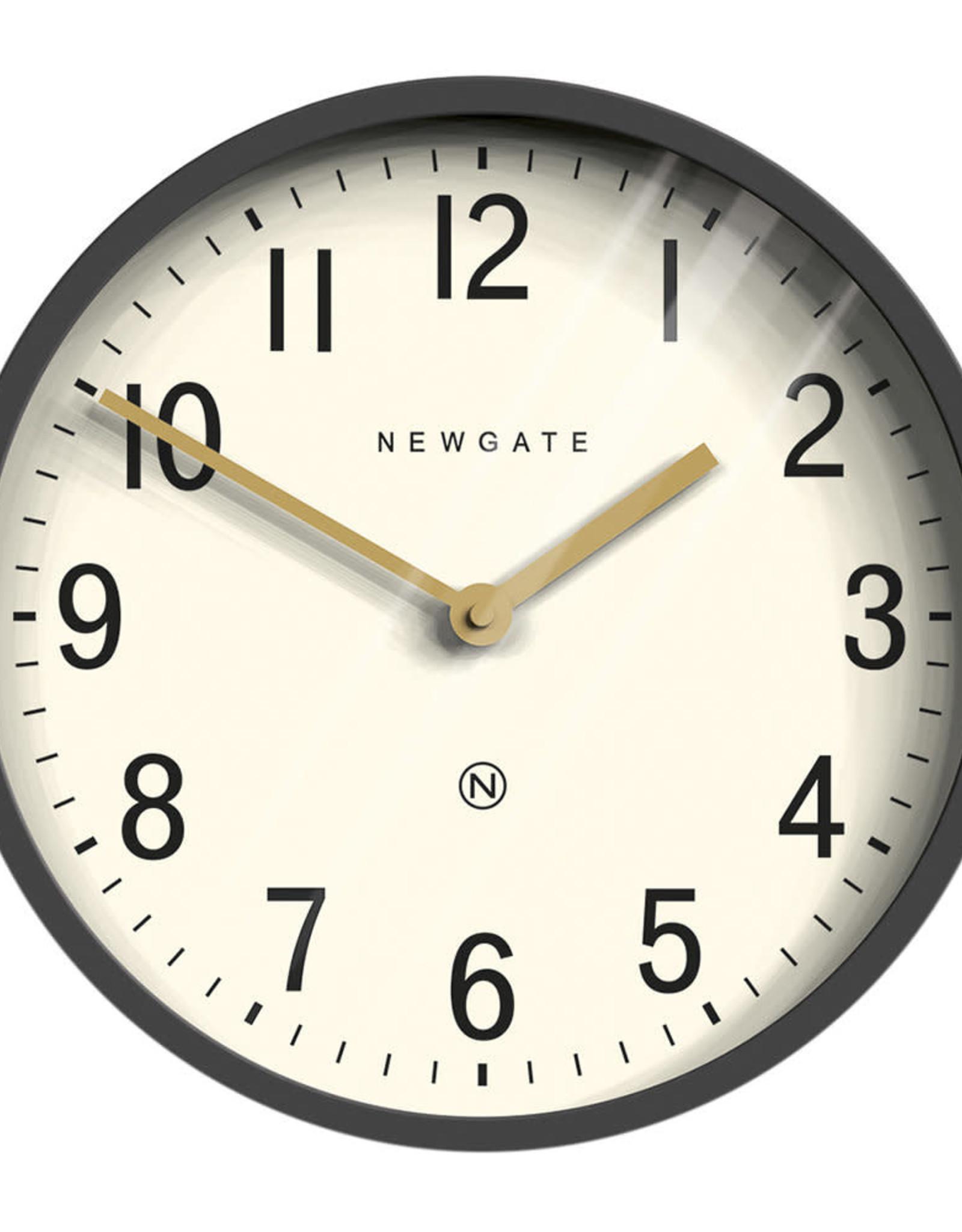 NEWGATE CLOCKS Master Edwards - Blizzard Grey