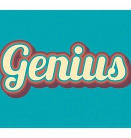 Graduation Card - Genius