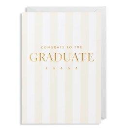 Graduation Card - Congrats To The Graduate