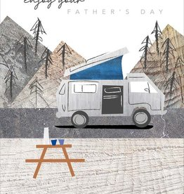 Father's Day Card - Enjoy Your Father's Day