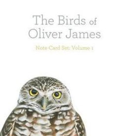 The Birds of Oliver James - Note Card Set Vol. 1