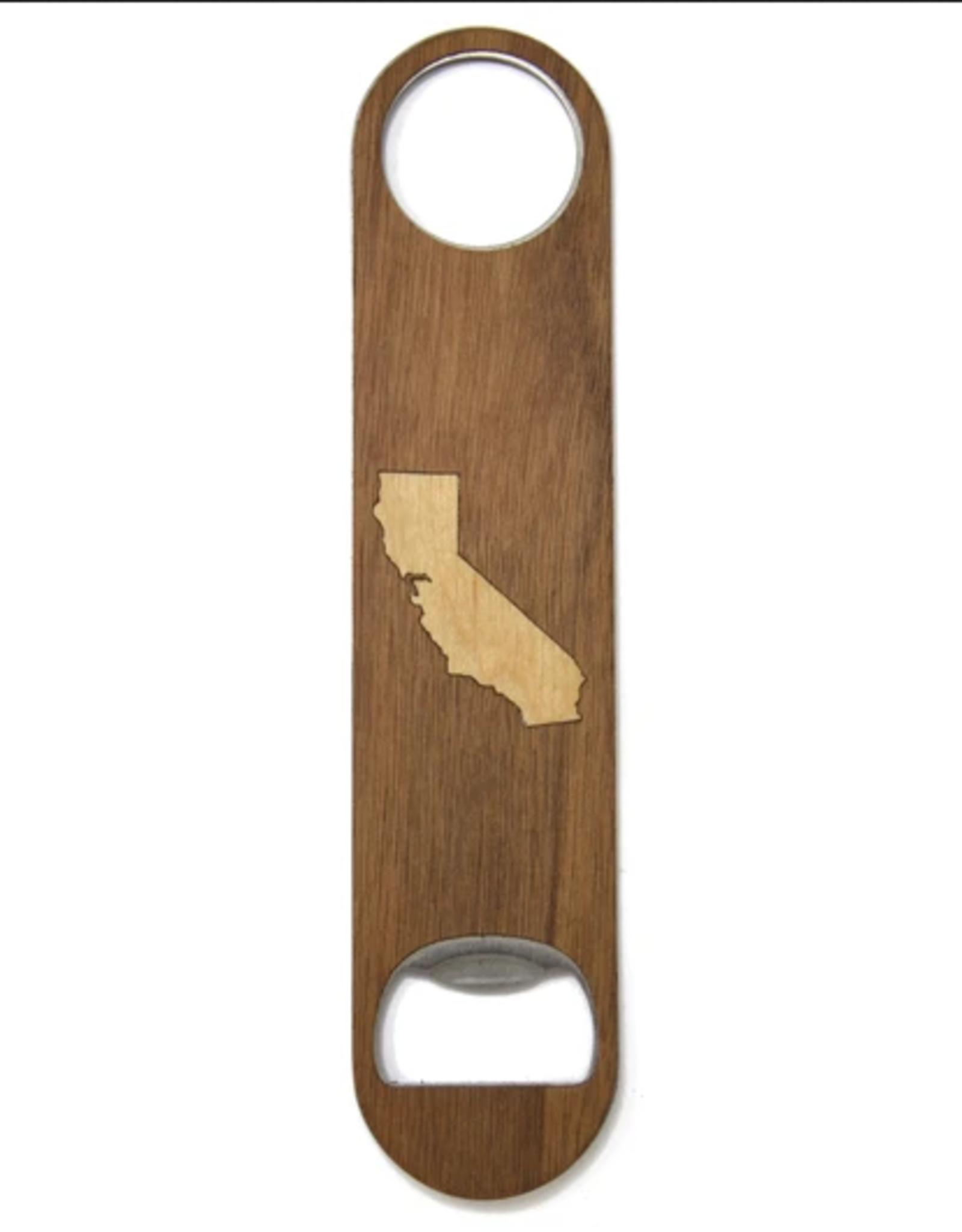 California Bottle Opener