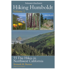 BACKCOUNTRY PRESS Hiking Humboldt Vol. 1