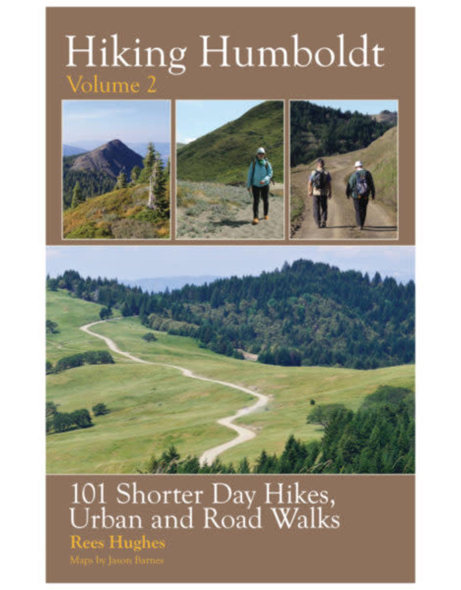 BACKCOUNTRY PRESS Hiking Humboldt Vol. 2