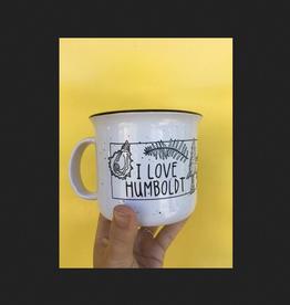 PEN AND PINE I Love Humboldt Mug