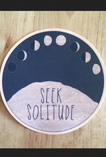 PEN AND PINE Seek Solitude Vinyl Sticker