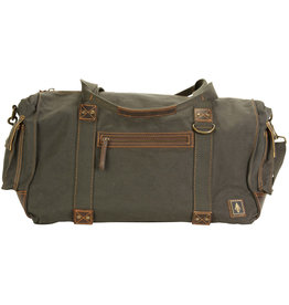DAMNDOG Weekender Bag - Grey