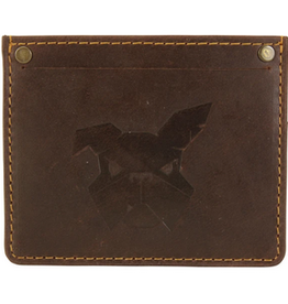 DAMNDOG Leather Card Sleeve