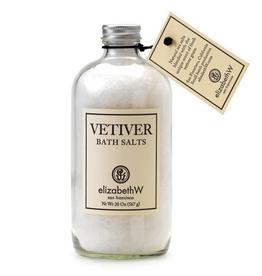 ELIZABETH W Bath Salts - Vetiver