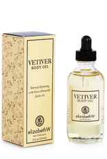 ELIZABETH W Body Oil - Vetiver