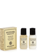 ELIZABETH W Weekend Set - Vetiver