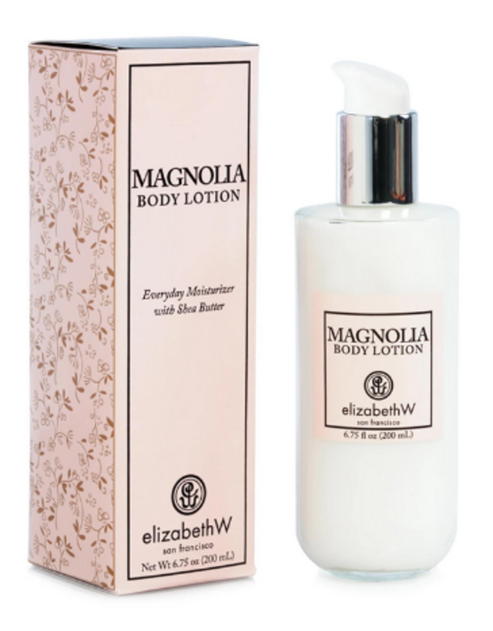 ELIZABETH W Body Lotion - Magnolia
