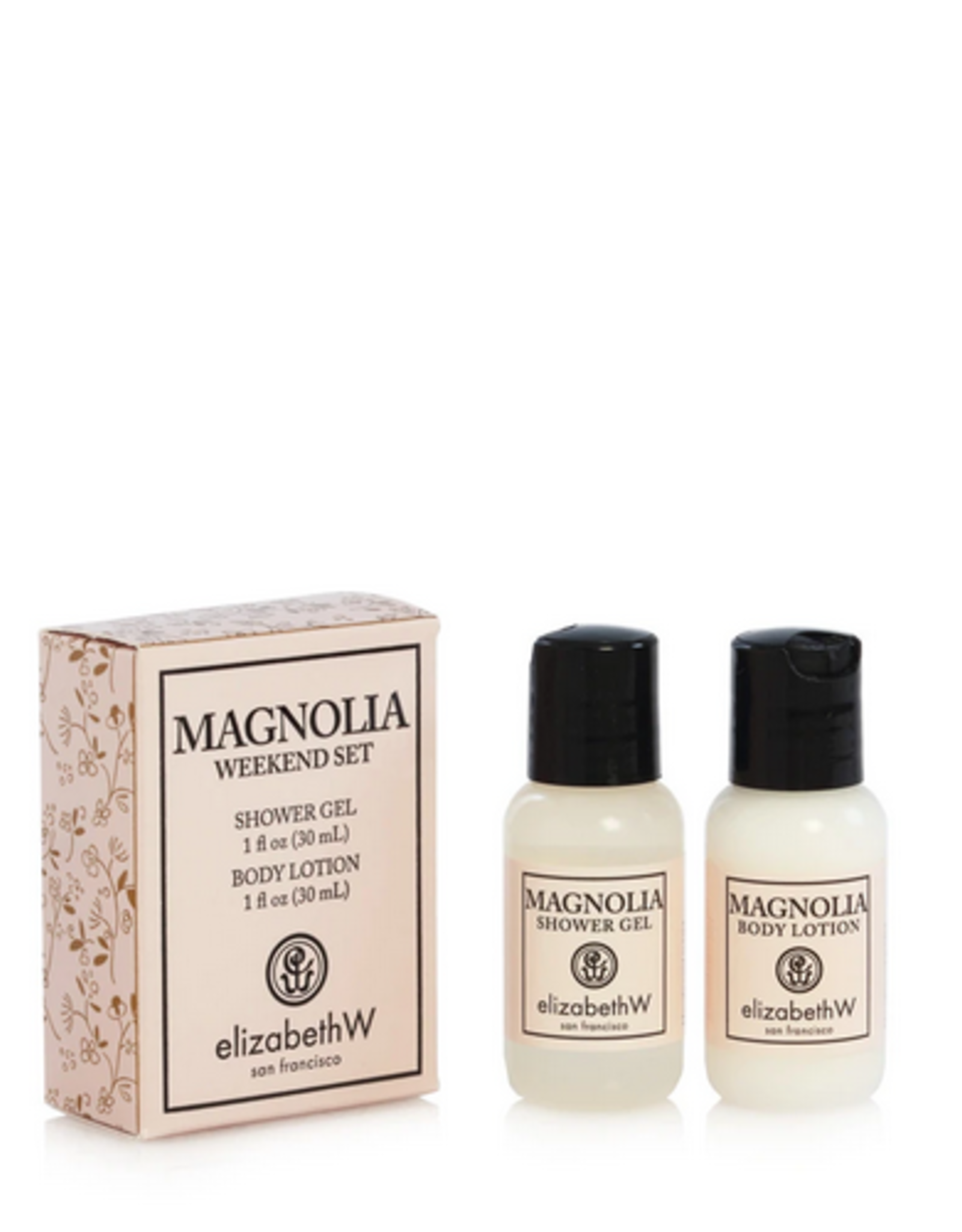 ELIZABETH W Weekend Set - Magnolia