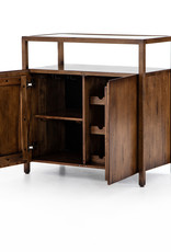 CABINET BAR RODNEY RECLAIMED FRUITWOOD