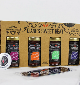 DIANES SWEET HEAT Sweet Heat Jam Set