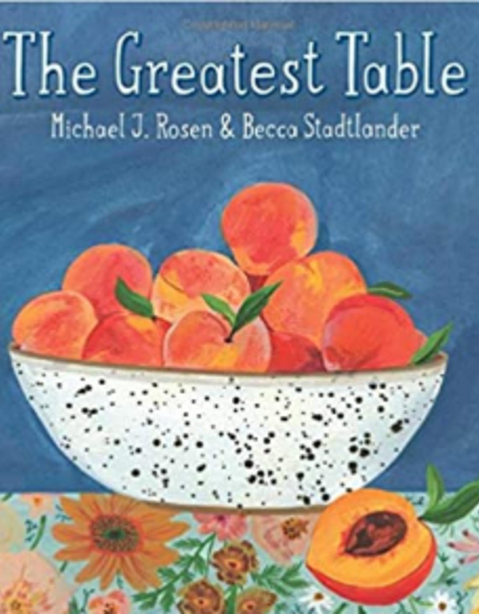 Greatest Table