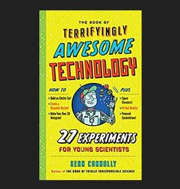 The Book of Terribly Awesome Technology