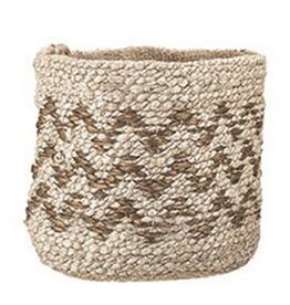 Hand-woven Jute Basket