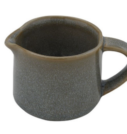 Stoneware Creamer Pitcher