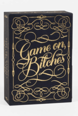 Game on B*tches Playing Cards