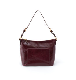 HOBO Charlie Purse - Deep Plum