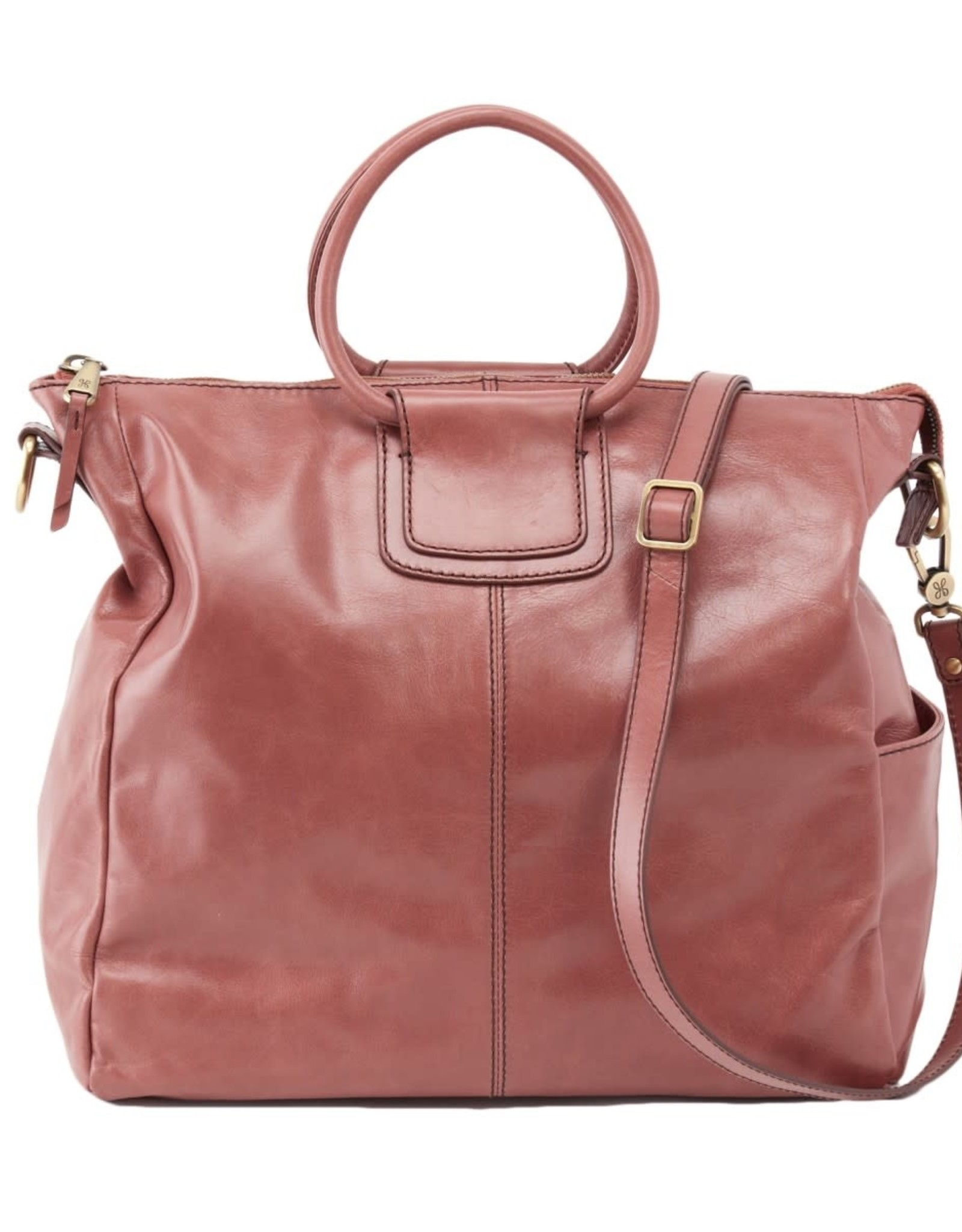 HOBO Sheila Purse - Burnished Rose