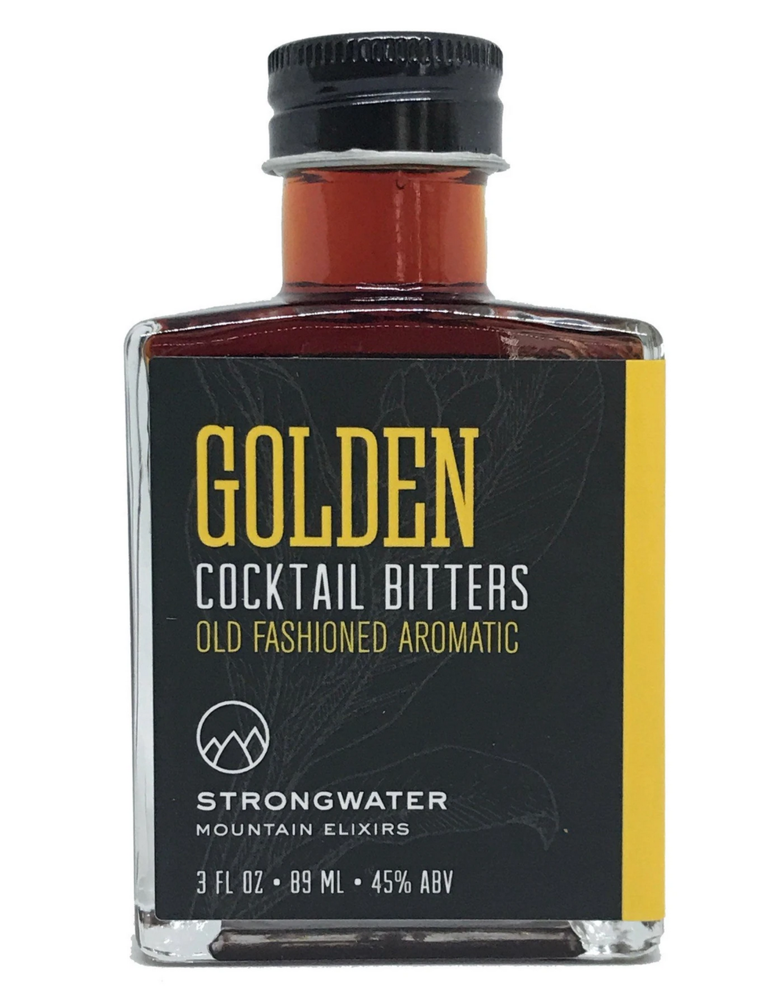 Cocktail Bitters - Golden Aromatic