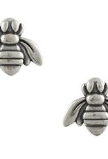 Bee Post Stud Earring
