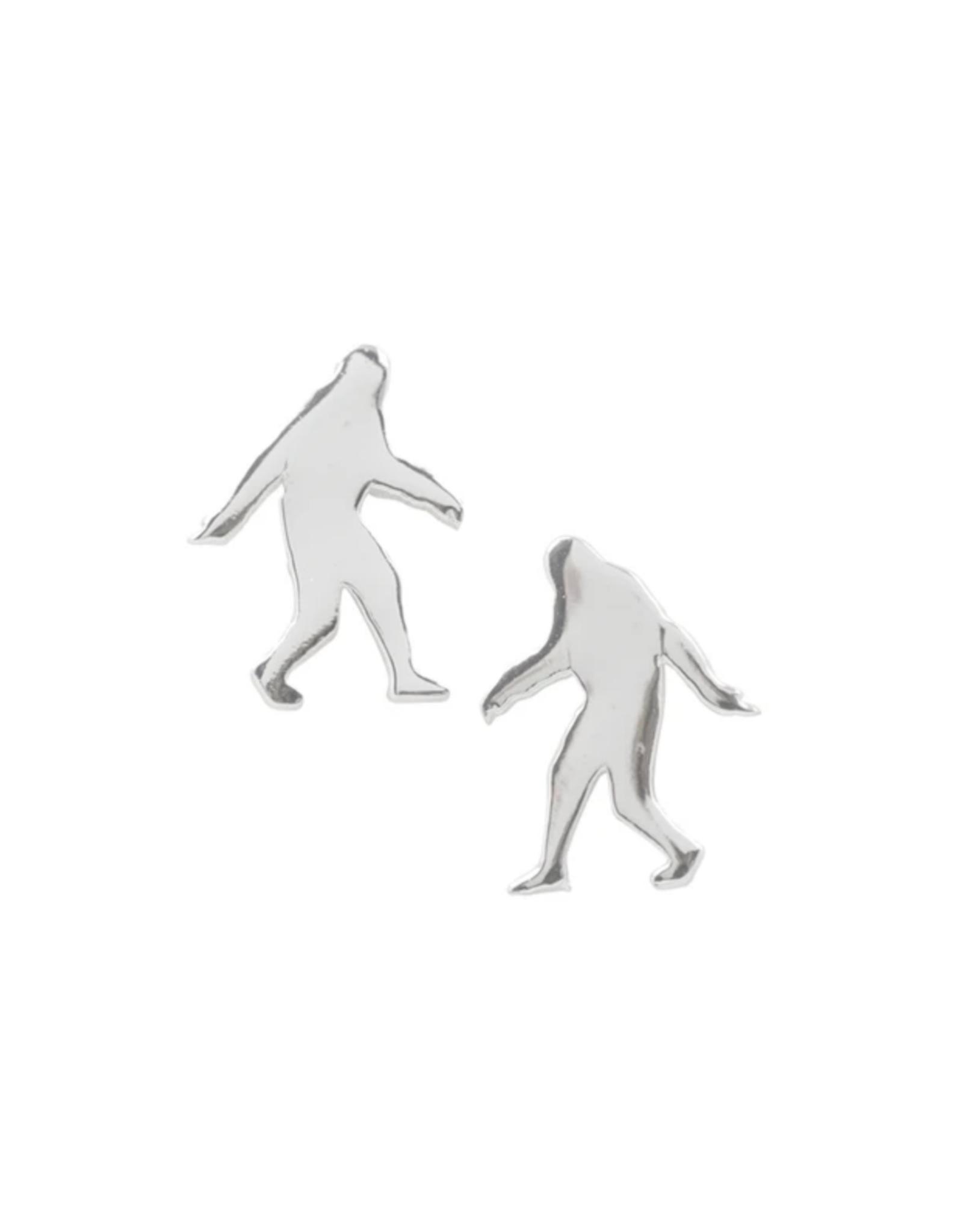 Bigfoot Stud Earrings