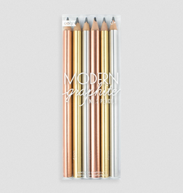 Modern Graphite Pencils