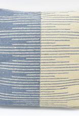 """Reverse Stripe Throw Pillow - 20"""" x 20"""""""
