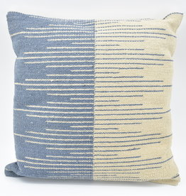 "Reverse Stripe Throw Pillow - 20"" x 20"""