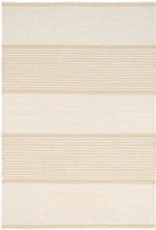 La Mirada Wheat 2'x3' Woven Cotton Rug
