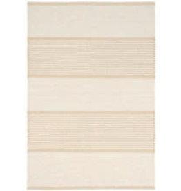 La Mirada Wheat 2'x3' Woven Cotton Rug