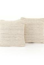 Ari Rope Wave Pillow Large