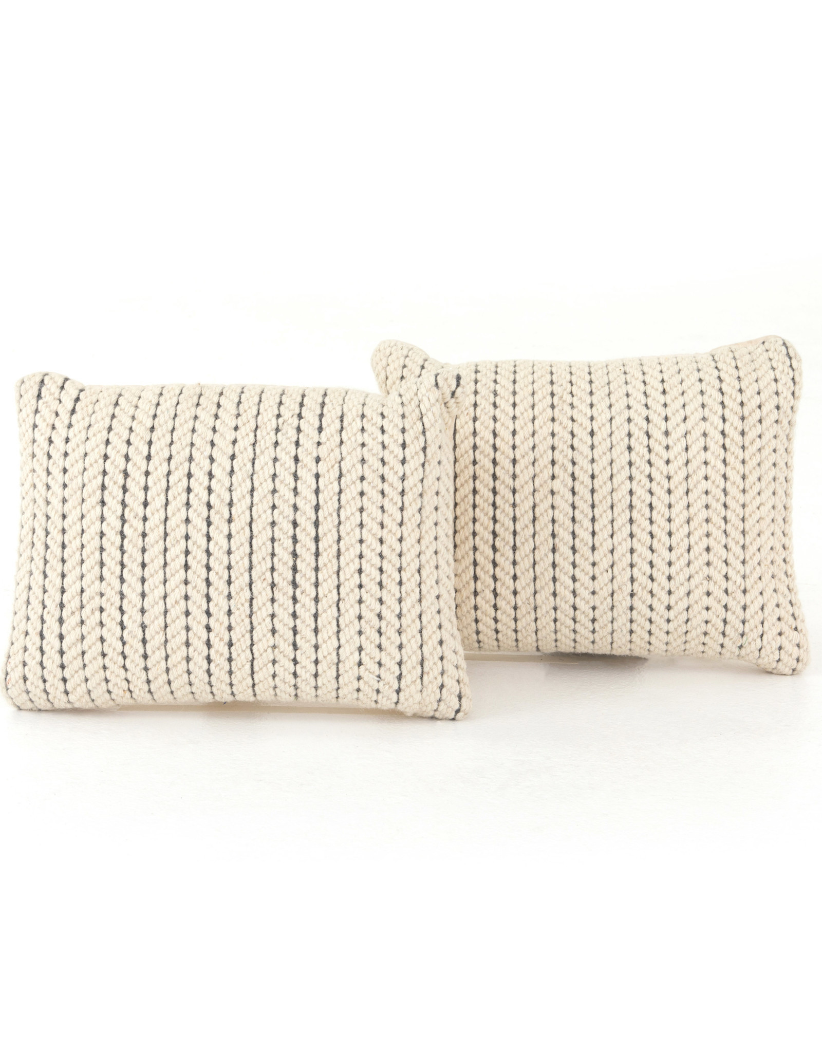 Ari Rope Weave Pillows