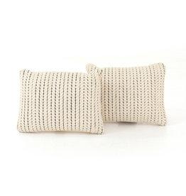 Ari Rope Weave Pillows