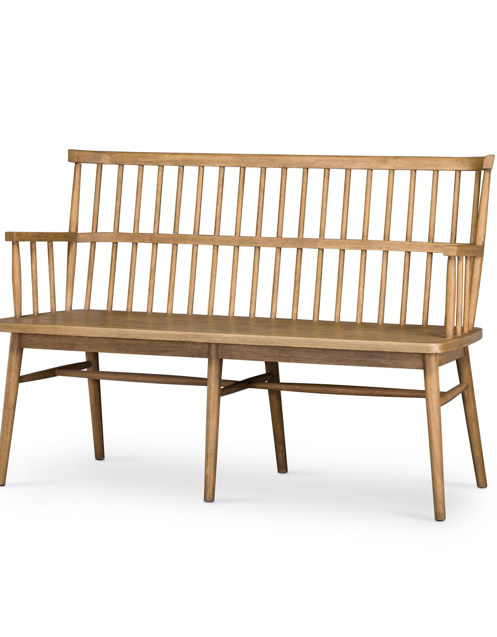 Aspen Bench - Sandy Oak
