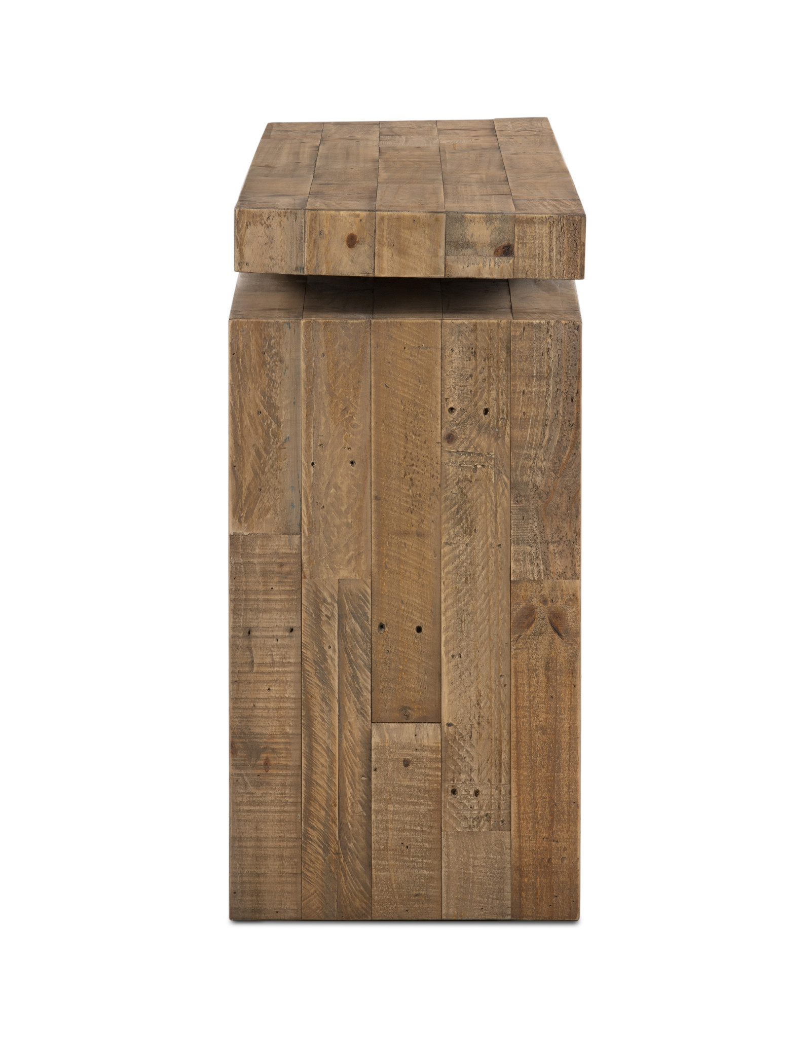 Matthes Console - Rustic Natural
