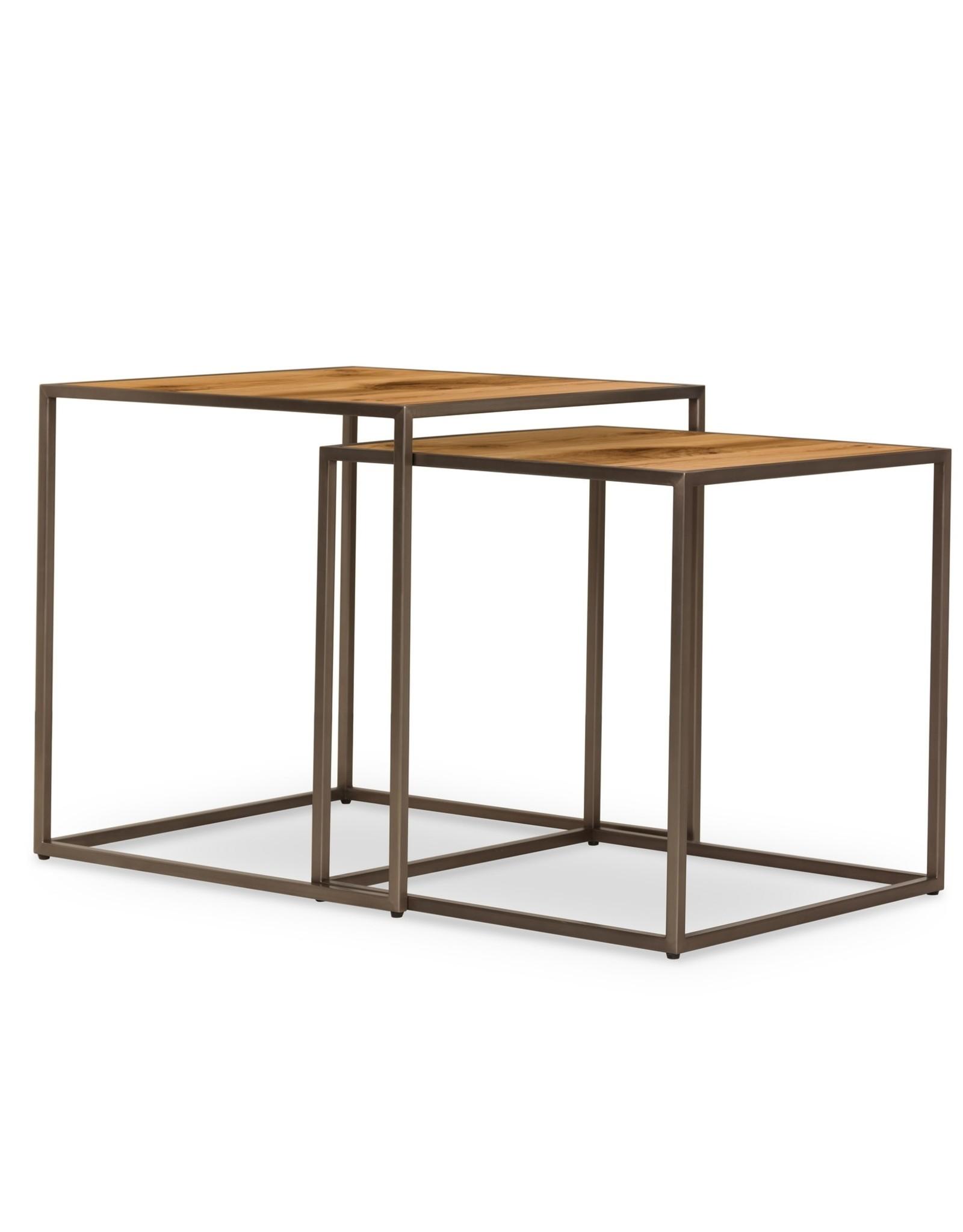 Kenzo Nesting Tables - Set of 2
