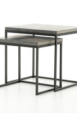 Harlow Bluestone Side Table - Small