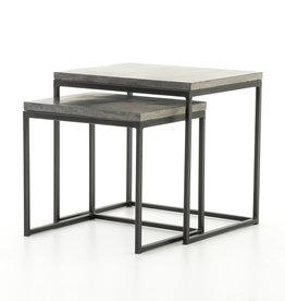 Harlow Bluestone Side Table - Small