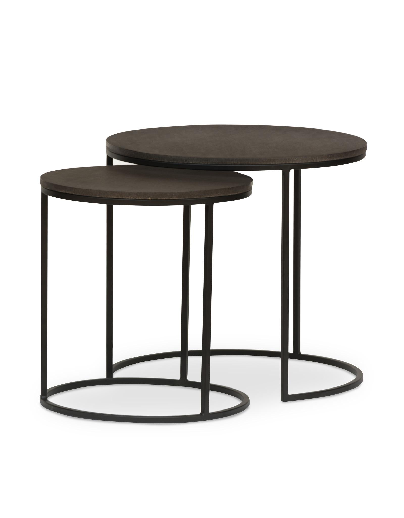 Lavastone Side Table - Small