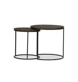 Lavastone Side Table - Large