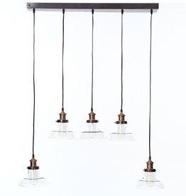 Leah 5 Light Pendant