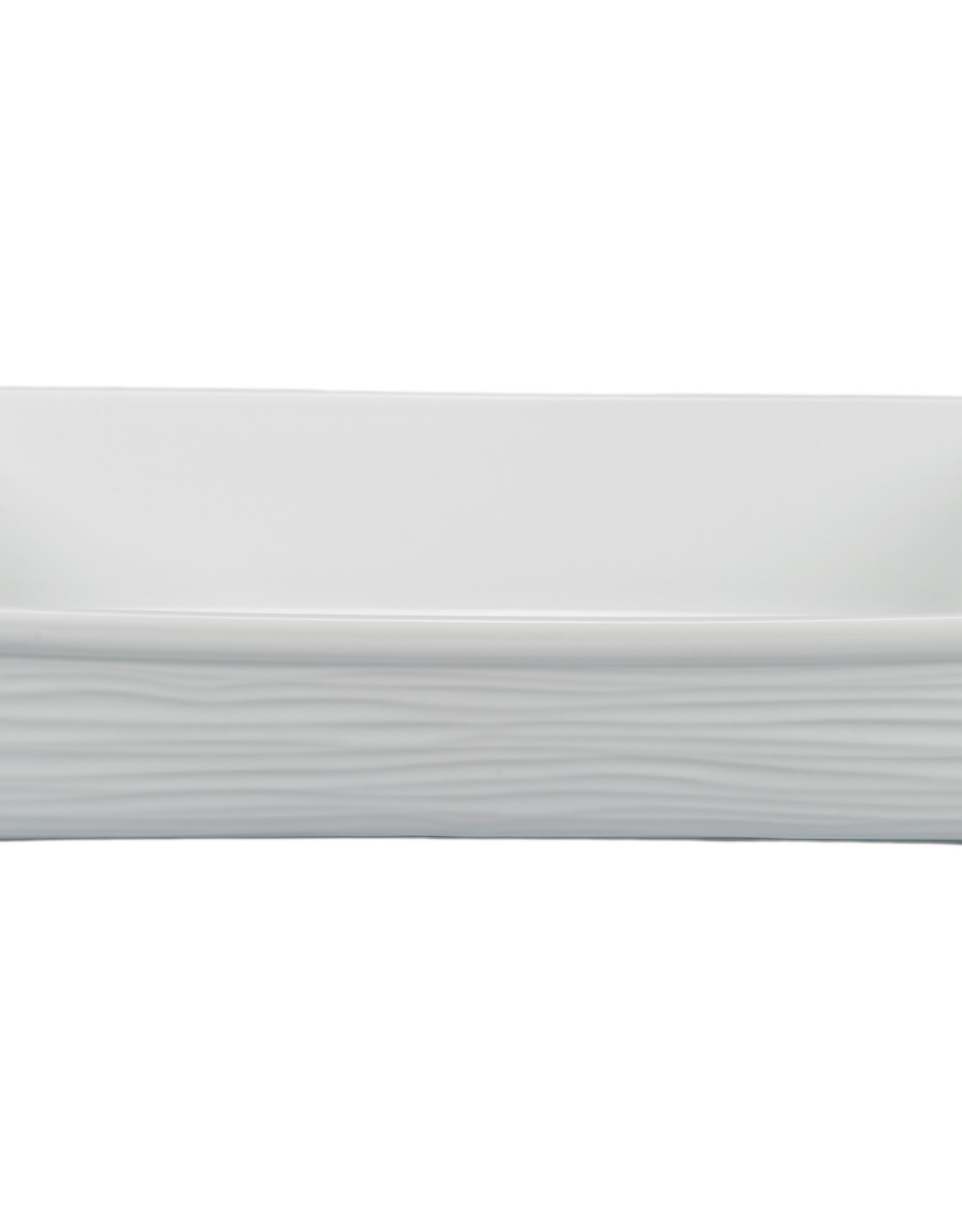 BAKER WITH HANDLES RECTANGLE SMALL 3.75 QUART