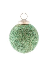 ORNAMENT MIDNIGHT SHIMMER TURQUOISE