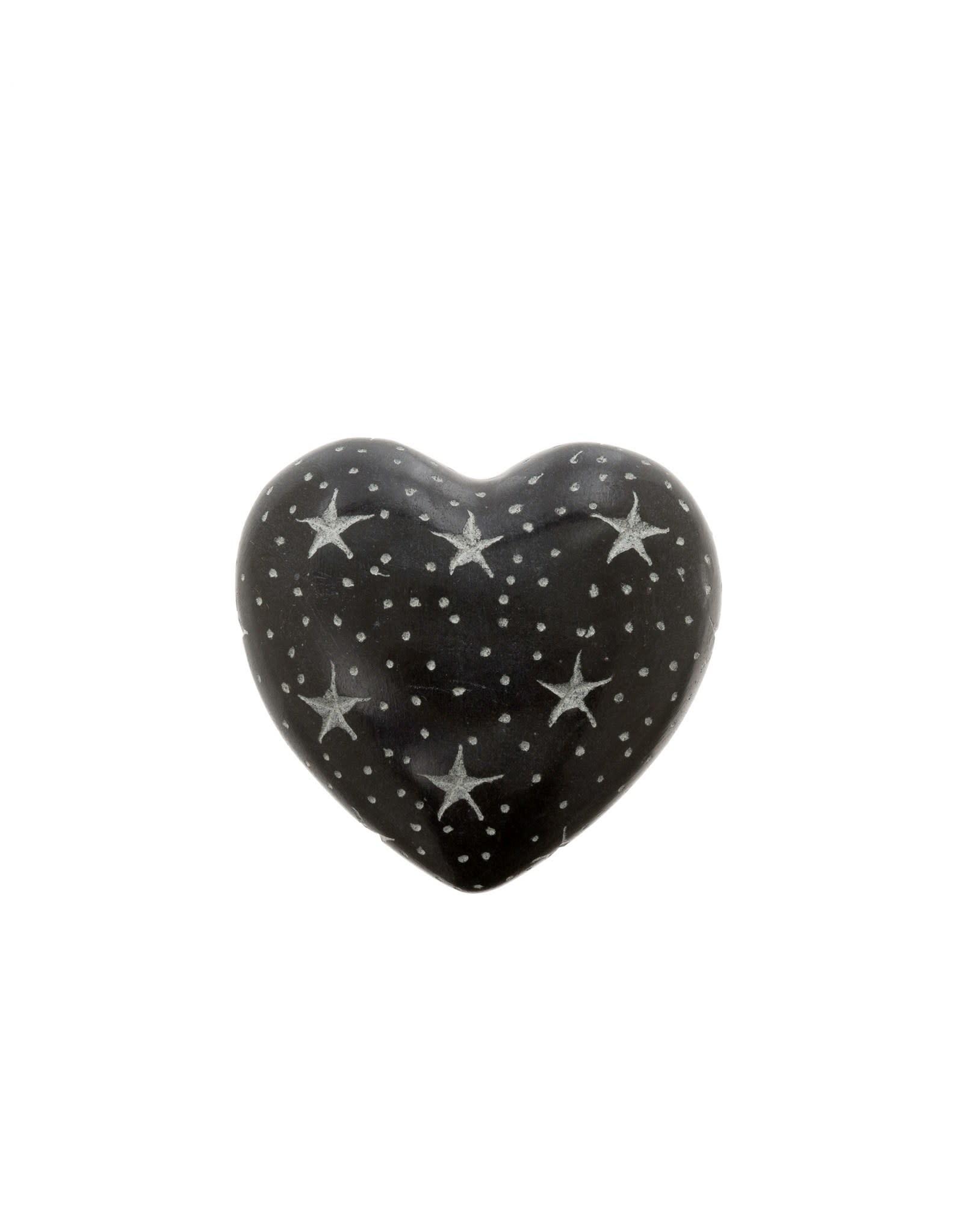 STONE HEART TWILIGHT SOAPSTONE