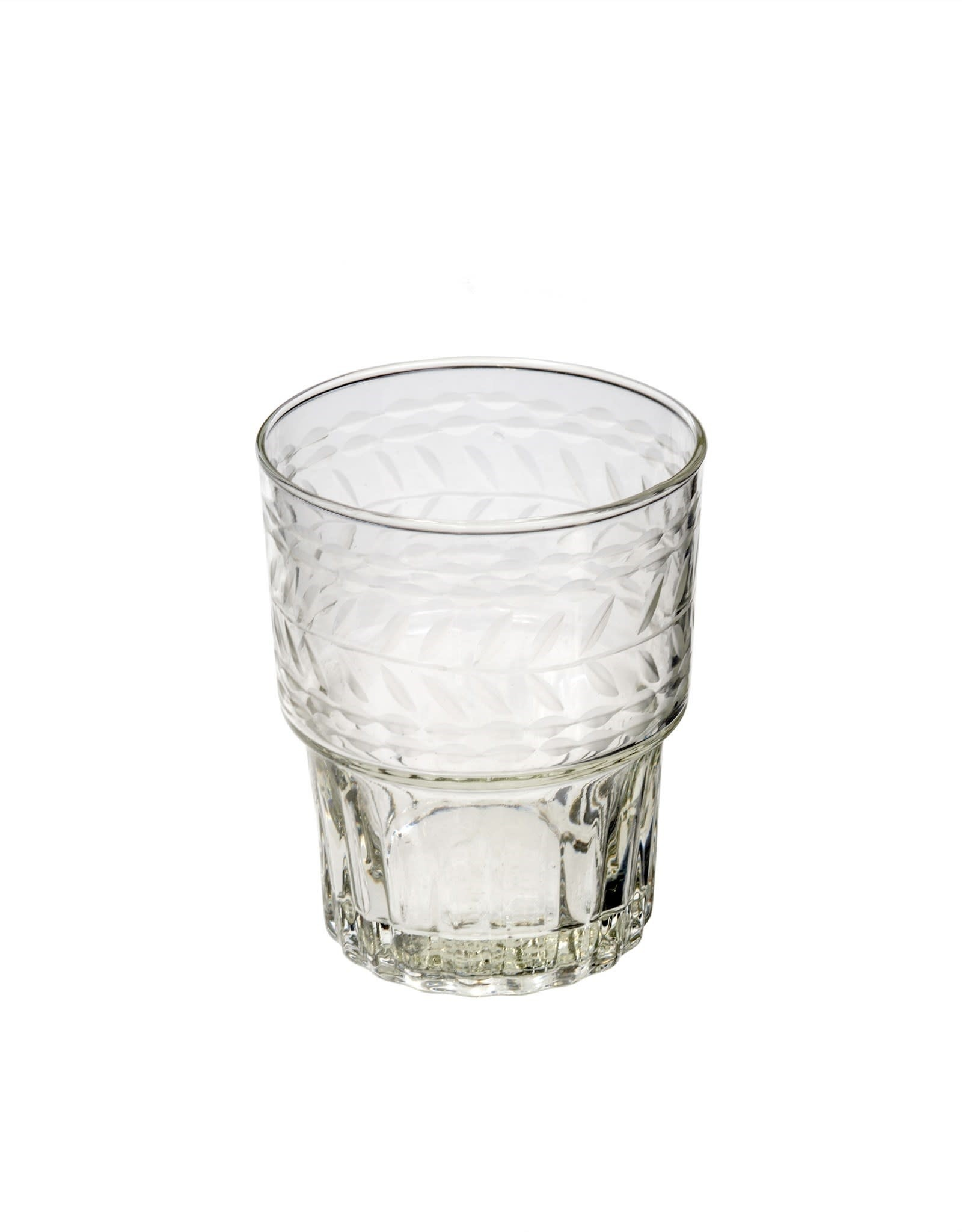 GLASS TUMBLER IVY SMALL