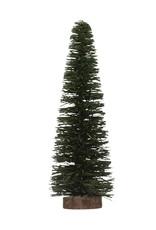 TREE DARK GREEN ON BASE 18 INCH LARGE